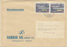 Medicine - Pharmacy Cover.Handag A G - Zurich.Switzerland - Pharmacy