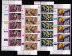 TRANSKEI, 1979, Mint Never Hinged Stamps In Control Blocks, MI 48-51 , Abakwetha Xhosa, X210 - Transkei