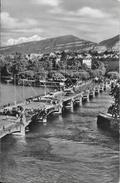 Genève - Pont Du Mont-Blanc - Carte Jaeger N° 7033 - GE Geneva