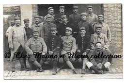WWI - 222 EME REGIMENT 23 CIE SP 121 - MEDAILLE CROIX DE GUERRE - CARTE PHOTO MILITAIRE - CPA POSTALE - Guerre 1914-18