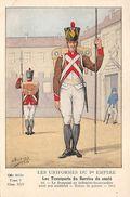 3 CPA Les Uniformes Du Premier Empire - Série N° 136 - 3 Cartes Postales - Uniforms