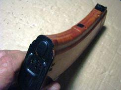 CHARGEUR DEMILITARISE DE AK 47 , Afghanistan - Armes Neutralisées