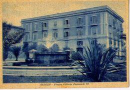 Aversa - Piazza Vittorio Emanuele III - Formato Grande Viaggiata – Ar - Aversa