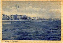 Scauri - Spiaggia - 151317 - Formato Grande Viaggiata Mancante Di Affrancatura – Ar - Latina