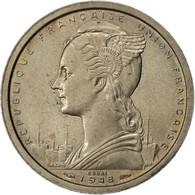 Cameroun, 2 Francs, 1948, Paris, ESSAIS, SUP, Copper-nickel, KM:E6 - Cameroun