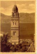 Gaeta - Campanile Del Duomo - 10 - Formato Grande Viaggiata – Ar - Latina