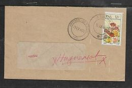 S.Africa,  Domestic  Cover, 12c,  ASHTON 19.IX 85 C.d.s., Re-direction MAIN STREET  PAARL 19 IX 85 - Covers & Documents