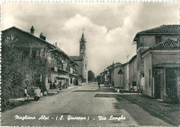 MAGLIANO ALPI Vie Langhe - Cuneo