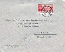 KANTON ZUG → 4 Heimatbelege ►weitere Info In Der Beschreibung◄ - Schweiz