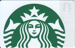 CANADA - Starbucks Logo, Starbucks Cards, CN : 6115, Unused - Gift Cards