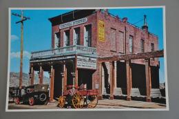 REF 304  : CPSM U.S.A. Virginia City Nevada Western Cowboy - Etats-Unis