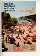 REF 290  : CPSM Espagne Spain Islas Baléares 1973 - Espagne
