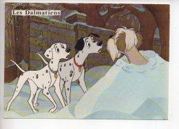 REF 282  : CPSM DISNEY Les 101 Dalmatiens - Disney