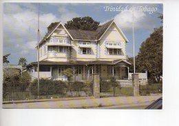 REF 289  : CPM  Trinidad Et Tabago Anglican Bishop's Residence - Trinidad