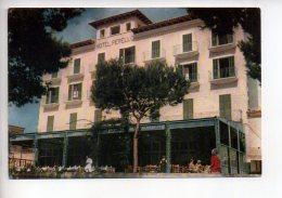REF 289  : CPSM Espagne Spain Mallorca Porto Cristo Hotel Perrello - Mallorca