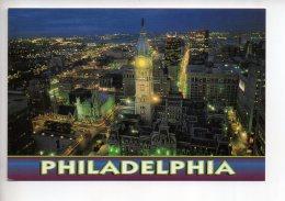 REF 289  : CPM U.S.A. Philadelphia Vue Aérienne - Philadelphia