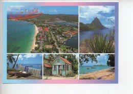 REF 292  : CPM Sainte Lucie Saint Lucia - Sainte-Lucie