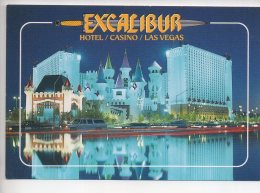 REF 292  : CPM U.S.A. Las Vegas Excalibur Hotel Casino - Las Vegas