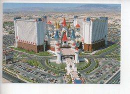 REF 292  : CPM U.S.A. Las Vegas Excalibur Hotel - Las Vegas