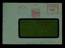 EMA 1963 Ceskoslovensko MORAGRO Brno 1947 Corn Agriculture Gc2820 - Agriculture