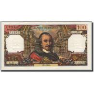 France, 100 Francs, 100 F 1964-1979 ''Corneille'', 1964, 1964-09-03 - 1962-1997 ''Francs''