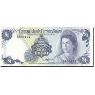 Îles Caïmans, 1 Dollar, 1974, 1985, KM:5e, SPL - Iles Cayman