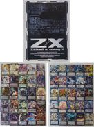 ZX Zillions Of Enemy X : 50 Japanese Trading Cards - Trading Cards