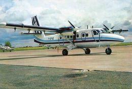 TWIN OTTER DHC6 (De Havilland) - 1946-....: Moderne