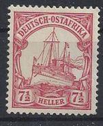 Germany (Ostafrika) 1905-19  (*) MLH  Mi.24 - Colonie: Afrique Orientale