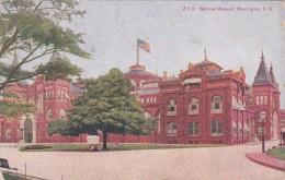 National Museum Washington D C 1908 - Museum