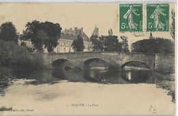 Haroué Le Pont  CPA 1908 - France
