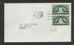 S.Africa,  Domestic  Cover,3d (stamps From 1948), CAPETOWN 4 XII 72C.D.S. + Unreadable Slogan - South Africa (1961-...)