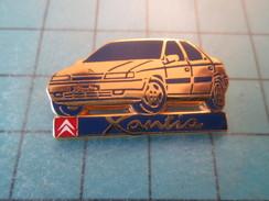 Pin615D Pin's Pins : Rare Et Belle Qualité ARTHUS BERTRAND / CITROEN XANTIA - Arthus Bertrand