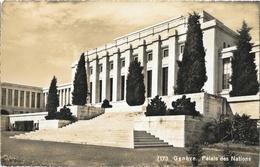 Genève - Palais Des Nations 1949 - Edition Jaeger - Carte N° 7173 - GE Geneva