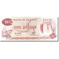 Guyana, 1 Dollar, 1966, 1992, KM:21g, NEUF - Guyana