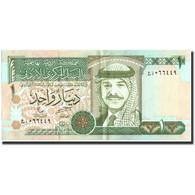 Jordan, 1 Dinar, 1996, 1996, KM:29b, SUP+ - Jordanie