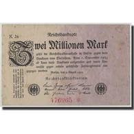 Allemagne, 2 Millionen Mark, 1923, KM:103, 1923-09-01, TB - 2 Millionen Mark