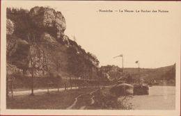 Nameche La Meuse Le Rocher Des Nutons Andenne Bateau Peniche Barge Binnenschip Ark (Namur) - Andenne