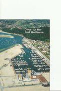 CPM DIVES SUR MER VUE AERIENNE DE PORT GUILLAUME  1402/14 - Dives