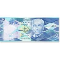 Barbados, 2 Dollars, 2013, 2013-05-02, KM:73, NEUF - Barbados