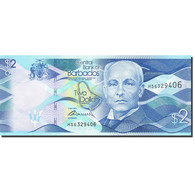 Barbados, 2 Dollars, 2013, 2013-05-02, KM:73, NEUF - Barbades
