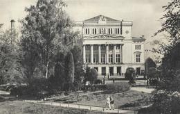 Riga (Lettonie) - Operas Un Baleta Teâtris (Opéra) - Lettonie