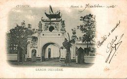 TONKIN HANOI GARDE INDIGENE - Viêt-Nam