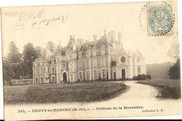 49 -   NEUVY EN MAUGES  - Château De La Morosière 85 - France