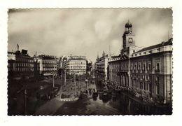 Cpsm N° 11 MADRID Puerta Del Sol - Madrid
