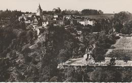 17 / 8 / 67  -  YZERON   ( 69 )  -  Le  Village  Vu  De  La  Route  De  LYON  -  CPSM - Frankrijk