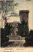 CPA  Environs D'Alais - Chateau De La Fare   (458468) - Non Classés
