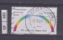GERMANIA REPUBBLICA FEDERALE  2003   Chiesa Ecumenica, 55 Ct, Usato - Gebraucht