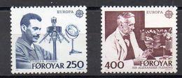 Iles FEROE  Timbres Neufs ** De 1983 ( Ref 607 B )  Europa - Féroé (Iles)