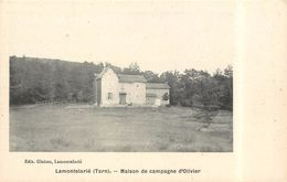 LAMONTELARIE - Maison De Campagne D'Olivier. - France